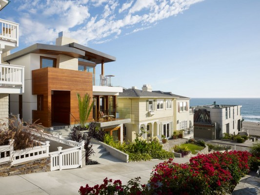 33rd Street Residence by Rockefeller Partners Architects Beach house exterior