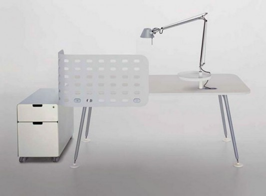 ATM Home and Office Desk System by Jasper Morrison