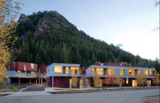 Amazing Communal Housing, Affordable housing by Gluck and Partners ...