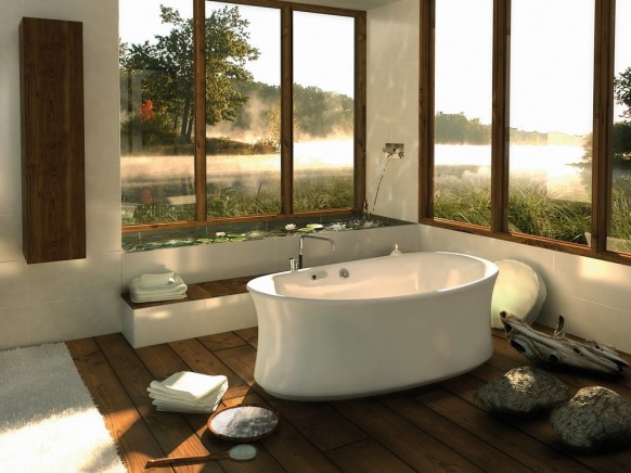 Ambrosia beautiful delight bathtub design