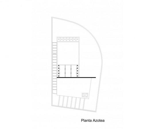 Beautiful Minimalist M-House garden room plans