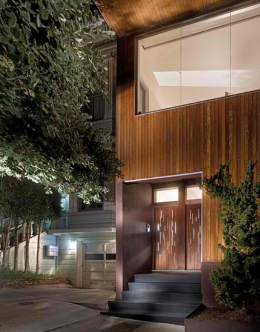 Beaver Street Reprise is a modern Conceptual House By Craig Steely