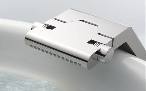 Beignet futuristic bathtub design ideas