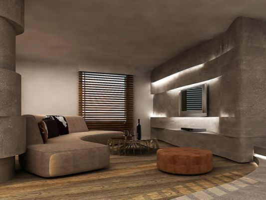Buama House Renovation House In Istanbul By GAD Architecture