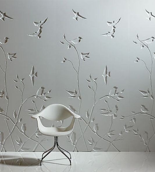 Chinoiserie modern iconic wall panels