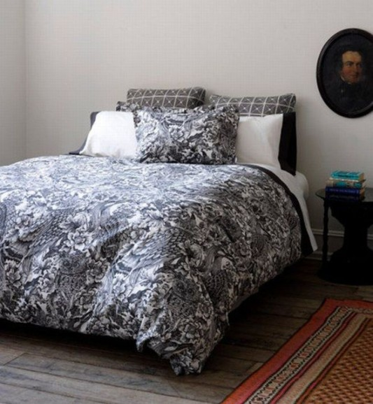 Collection bedding set with beautiful motifs