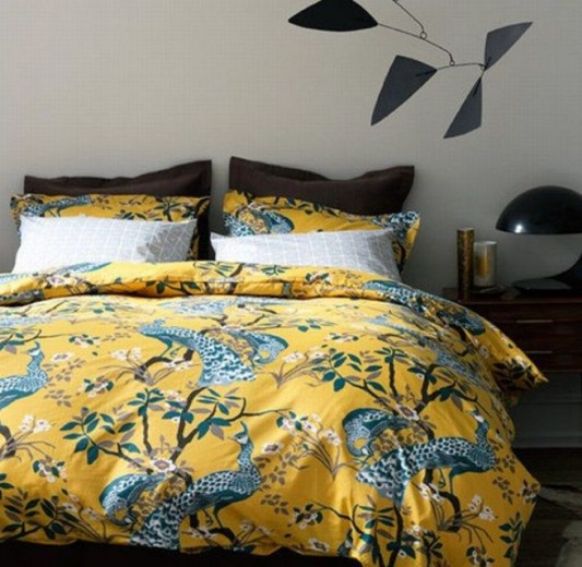Collection bedding set with elegant and beautiful design