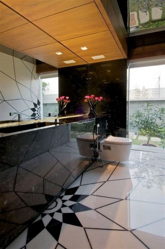 Completely Contemporary home remodel luxury bathroom ideas
