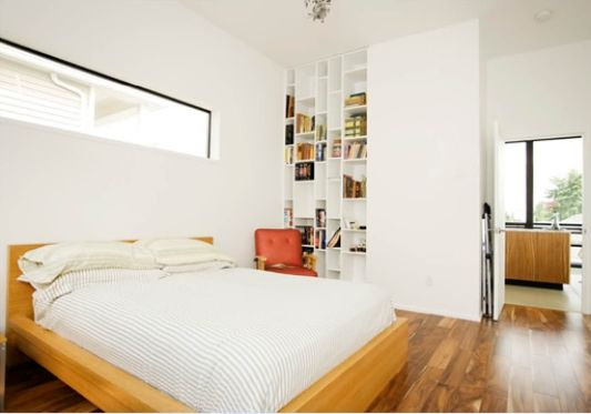 Crockett Residence master bedroom ideas