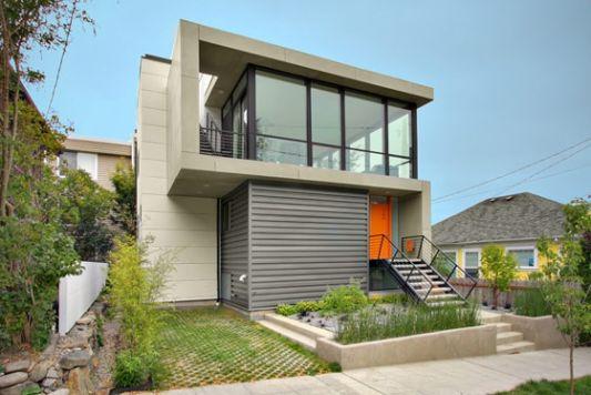 Crockett Residence minimalist home ideas