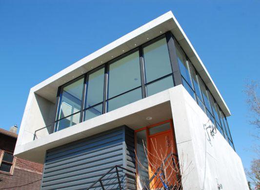 Crockett Residence modern minimalist home