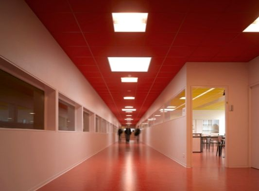 High School Building Design In Echt By VMX Architects