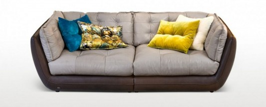 Beau Elegant And Comfortable Cupcake Sofa Collection From Bretz