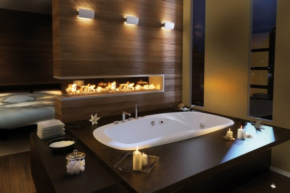 Eterne luxury classic bathroom design