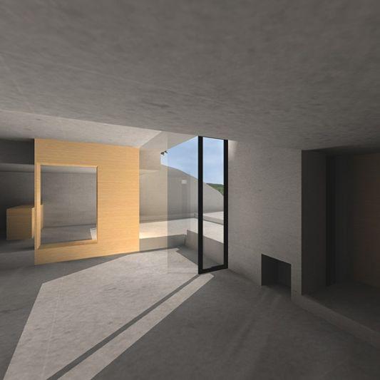 Family house In stalkov door design