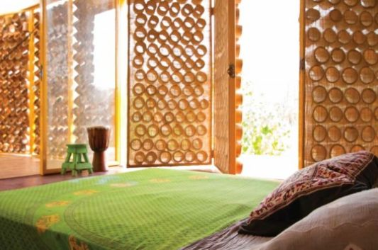 Forest for a Moon Dazzler bedroom design