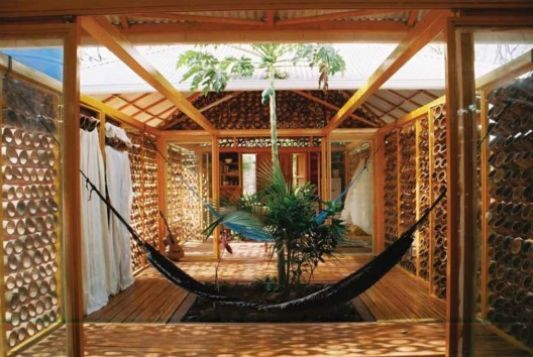 Forest for a Moon Dazzler swing interior