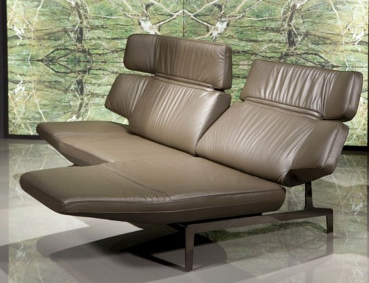 elegant classic lounge sofa design from futuristic convertible by rh theluxhome com