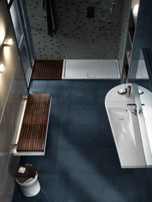 G-Full minimalist and luxurious bathroom furniture