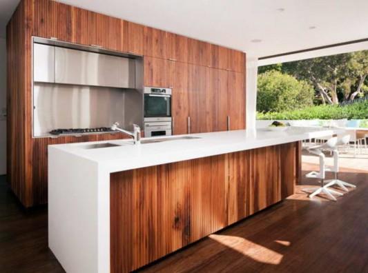 Honiton Residence modern kitchen design