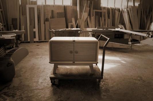KERAMOS cabinet by Coprodotto