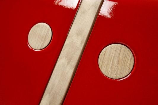 KERAMOS ceramic cabinet design detailed by Coprodotto