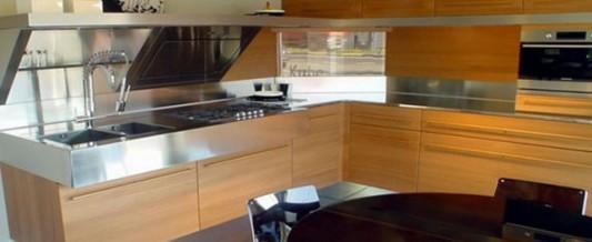 Kube modern kitchen decorating ideas