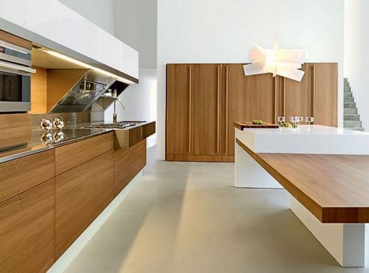 Kube modern kitchen design by Snaidero