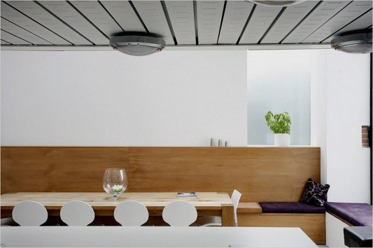 La Concha House by MOOARC contemporary dining room decorating