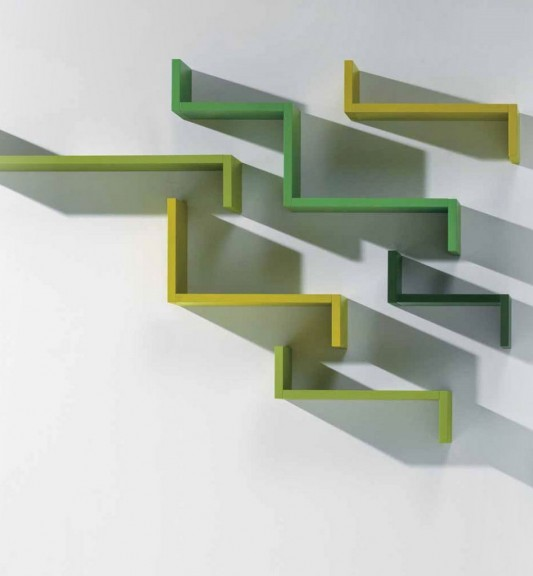 Lago Linea Modular Wall Shelving Creative And Innovative Design