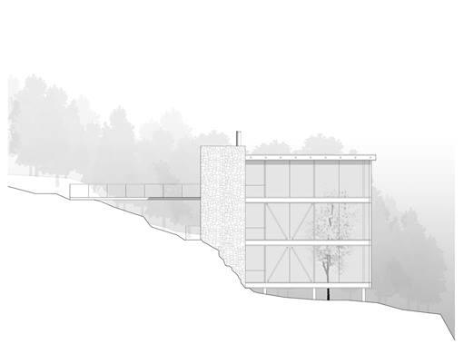 Lakeside House Design In Lake Celico By Undurraga Deves