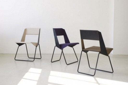 Minimalist Modern Aluminum Chairs Stylish and Unique