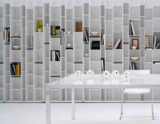 MDF Italia modern storage for apartment interior