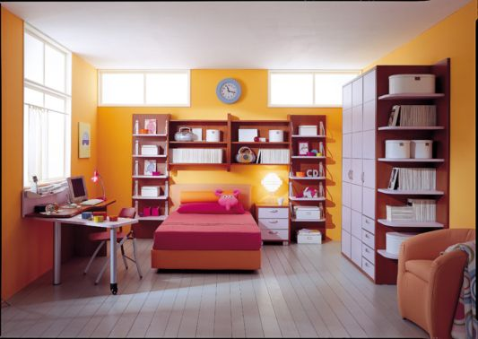 Ala Cucine Master Bedroom Child With Attractive Color