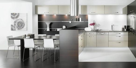 Luxurious Modern kitchen Design By mobalpa
