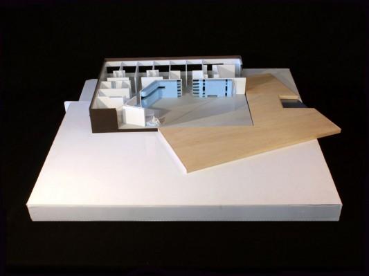 Modern Minimalist Villa Veth by 123DV design plan
