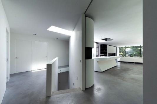 Modern Minimalist Villa Veth by 123DV interior