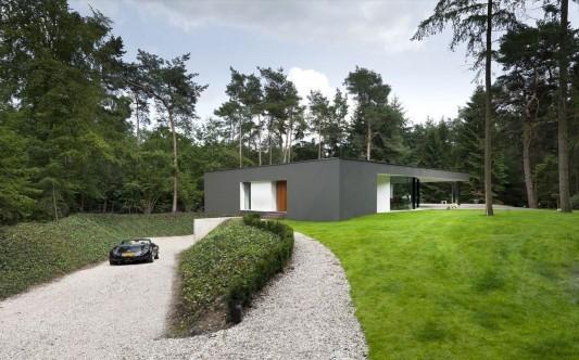 Modern Minimalist Villa Veth by 123DV street