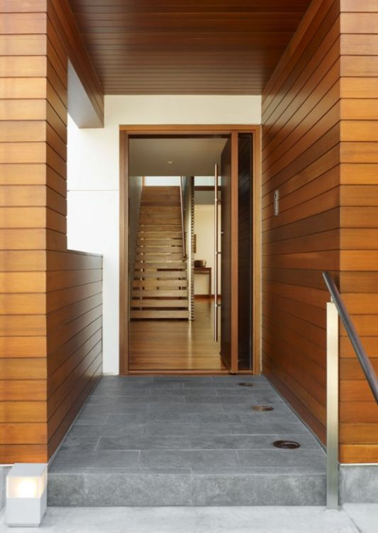 Modern Minimalist Tropical House Designs