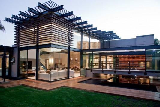 Modern Tropical Home, House Aboobaker by Nico van der Meulen ...