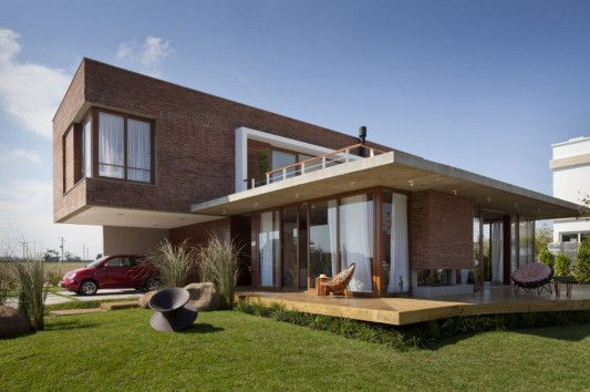 Modern and Naturally Maritimo House by Seferin Arquitectura lounge terrace design