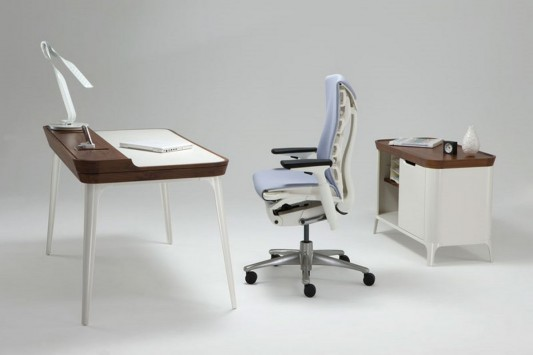 Modern And Stylish Working Desk Design