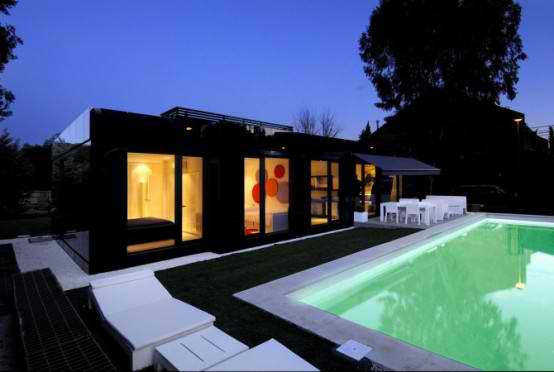 Modular  Black Gloss Home Design ideas