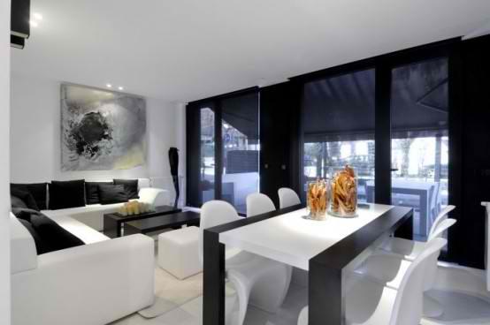Modular  Black Gloss Home beautiful Design