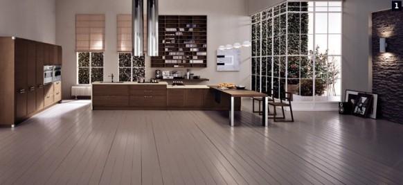 Luxurious modular kitchen design by comprex