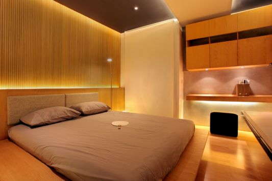 Mr.Chou's- Apartment  bedroom design