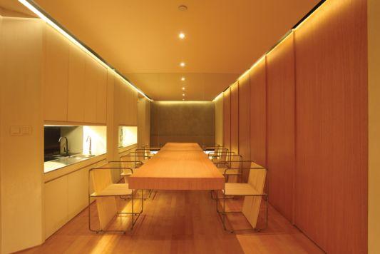 Mr.Chou's Apartment dining room design ideas