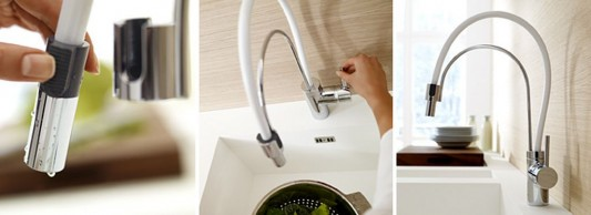 My-style modern and stylish urban kitchen faucet for kitchen island