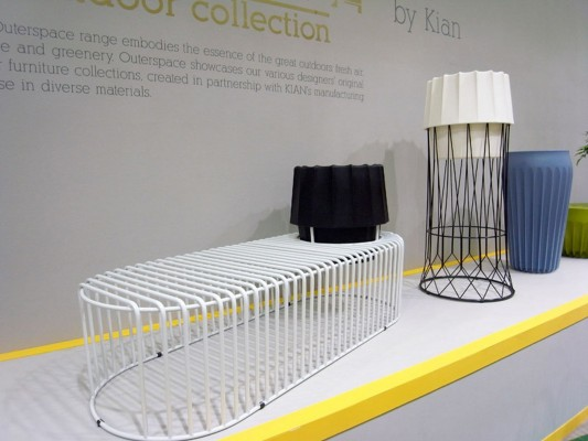 Nest series outdoor furniture collection