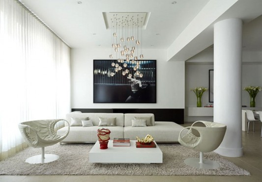 New Creation Of Modern Flat Interior Design Fabulous Flat By West